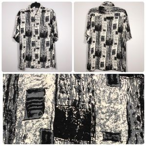 Claudio Nucci Vintage Block Button Pocket Shirt